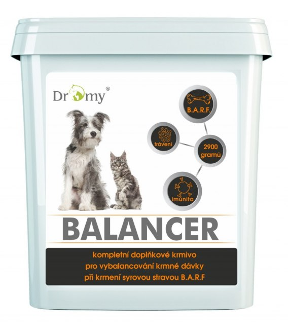 DROMY BALLANCER BARF 8 in 1 29o0 g